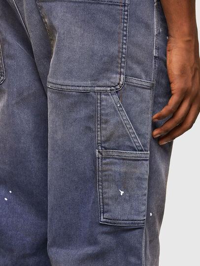 Diesel - D-Franky 009MC, Bleu moyen - Jeans - Image 4