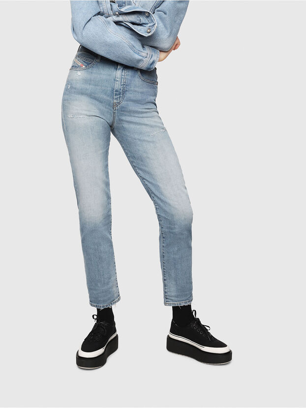 D-Eiselle 069DY, Light Blue - Jeans