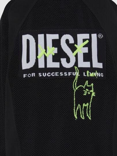 Diesel - M-PORTIA, Noir - Pull Maille - Image 3