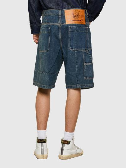 Diesel - D-FRANS-SP, Bleu moyen - Shorts - Image 2