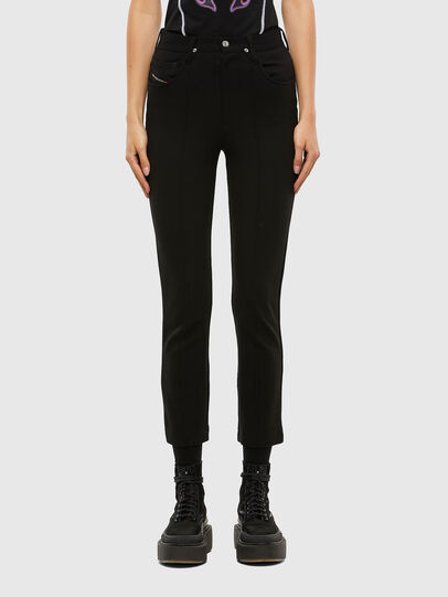 Diesel - P-CUPERY, Noir - Pantalons - Image 1