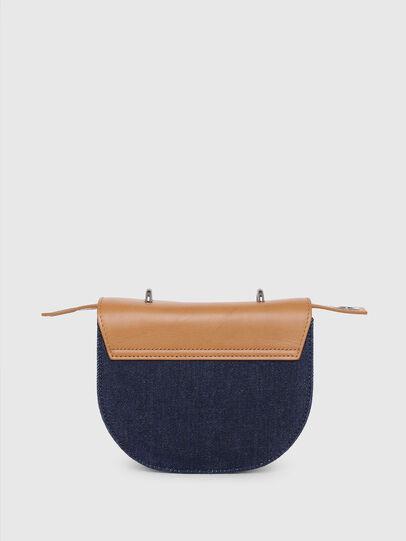 Diesel - DEBIE, Blue/Beige - Crossbody Bags - Image 2