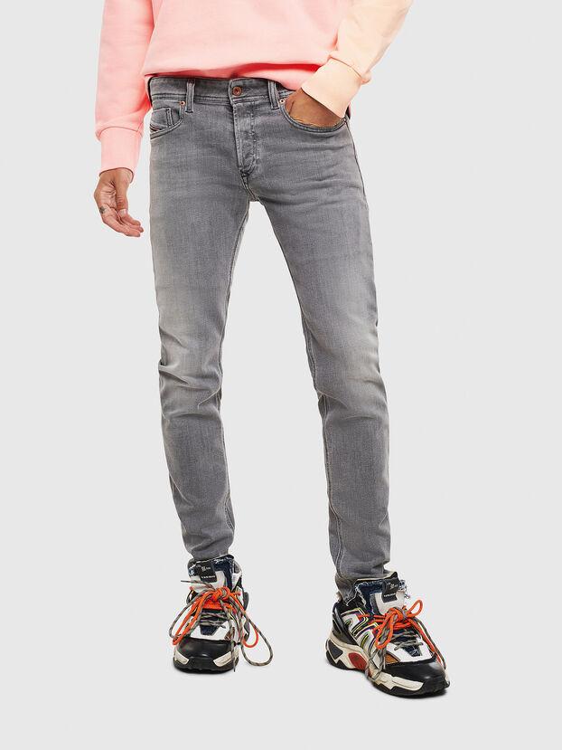 Sleenker 0095E, Noir/Gris foncé - Jeans