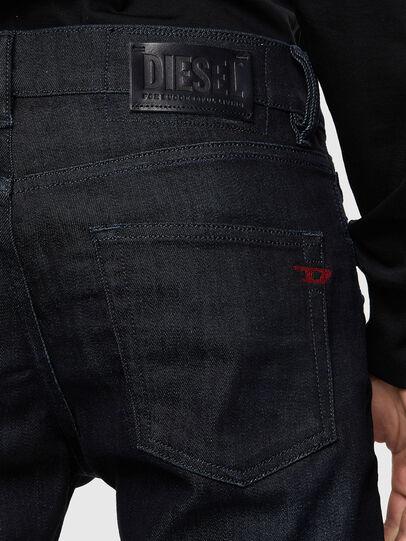 Diesel - D-Strukt 009MP, Bleu Foncé - Jeans - Image 4