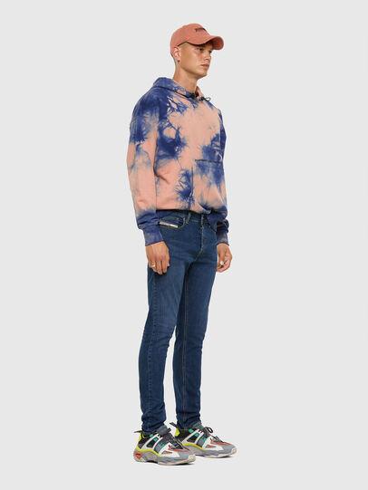 Diesel - D-Luster 009DG, Bleu moyen - Jeans - Image 6