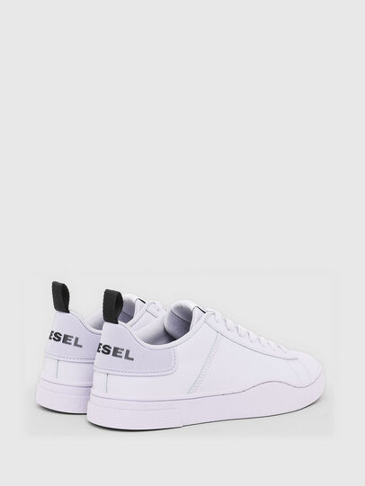 Diesel - S-CLEVER LOW LACE W, Lilac - Sneakers - Image 3