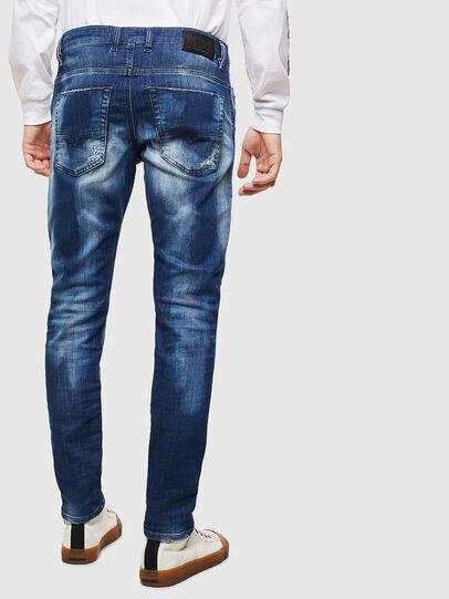 Diesel - Krooley JoggJeans 0099S, Dark Blue - Jeans - Image 2