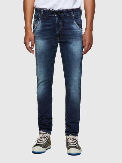 Diesel - Krooley JoggJeans® 069YF, Bleu Foncé - Jeans - Image 1