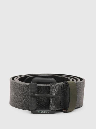 Diesel - B-CLIN, Noir - Ceintures - Image 1