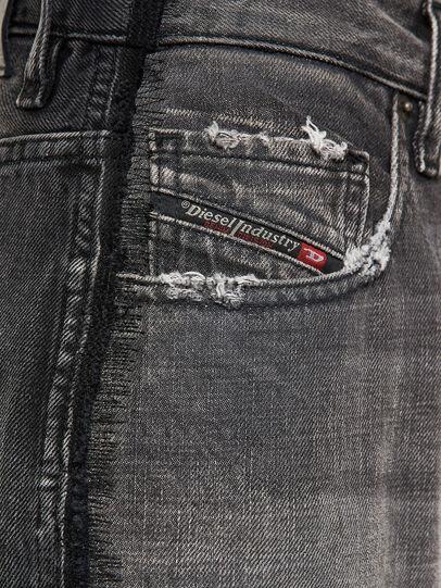 Diesel - D-Reggy 009IL, Noir/Gris foncé - Jeans - Image 4