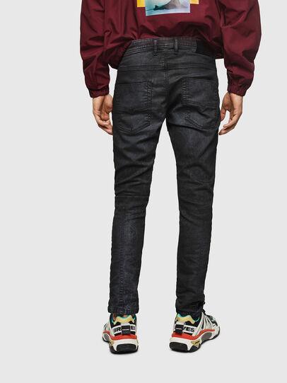 Diesel - Krooley JoggJeans 069GP, Black/Dark Grey - Jeans - Image 2