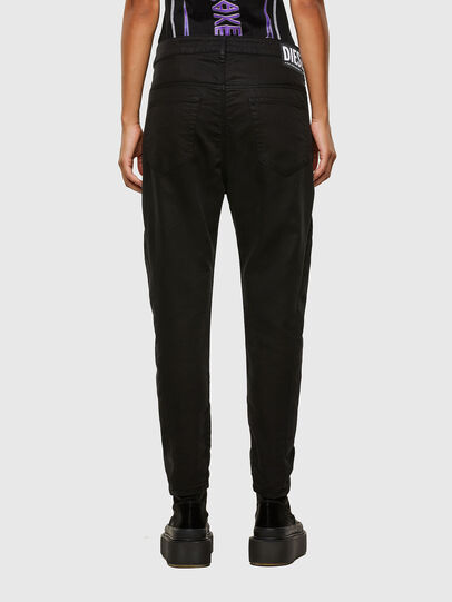 Diesel - FAYZA JoggJeans® 069NC, Noir/Gris foncé - Jeans - Image 2