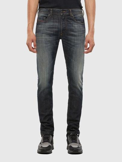 Diesel - Thommer 009EP, Bleu Foncé - Jeans - Image 1