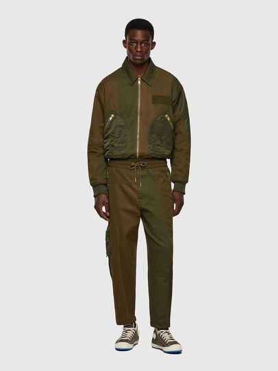 Diesel - P-BRIGGS, Vert Militaire - Pantalons - Image 6