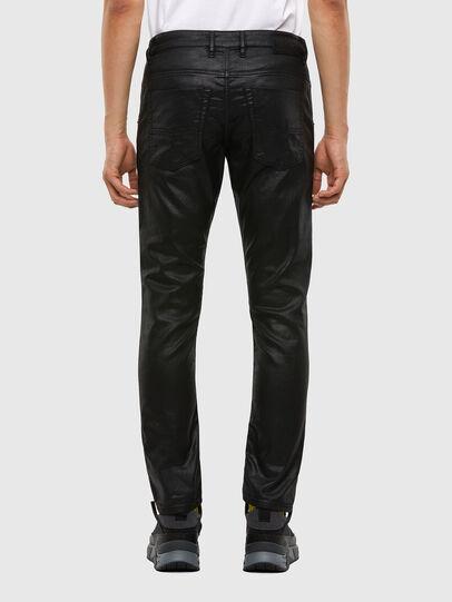 Diesel - Krooley JoggJeans 0849R, Noir/Gris foncé - Jeans - Image 2
