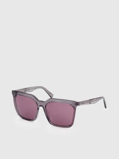Diesel - DL0338, Violet - Sunglasses - Image 2