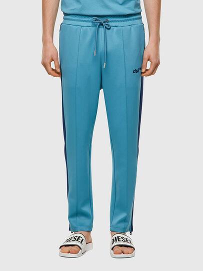 Diesel - P-CHROMY, Bleu - Pantalons - Image 1