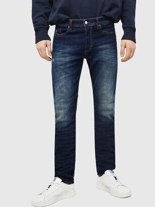 Buster 069BM, Bleu Foncé - Jeans