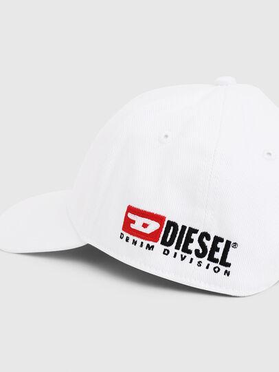 Diesel - CEDIVIS, Blanc - Chapeaux - Image 3