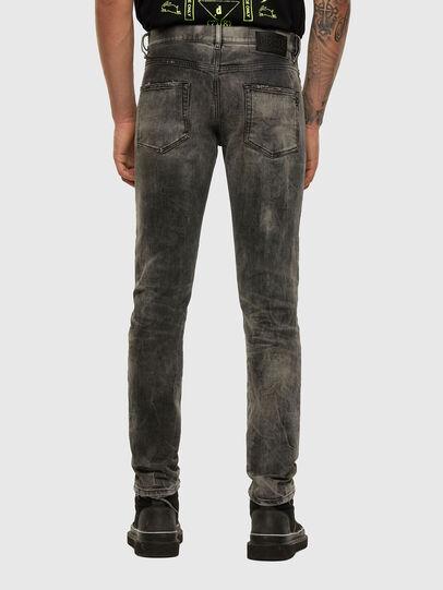 Diesel - D-Strukt 009EV, Noir/Gris foncé - Jeans - Image 2