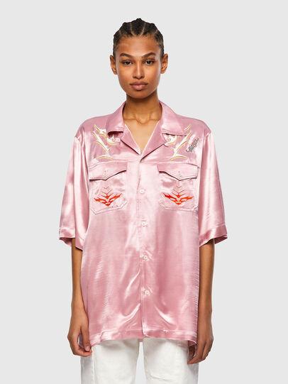Diesel - S-MITCH, Pink - Shirts - Image 2