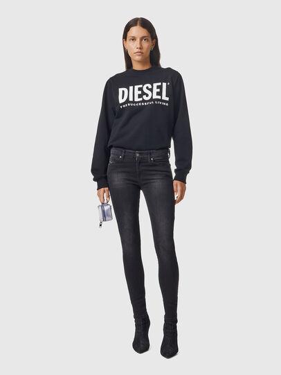 Diesel - Slandy 069EF, Noir/Gris foncé - Jeans - Image 5