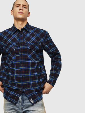 S-TOLSTOJ, Bleu - Chemises