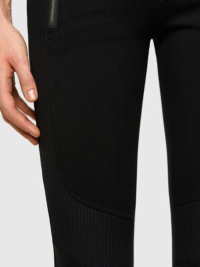 Diesel - P-IKER, Noir - Pantalons - Image 4