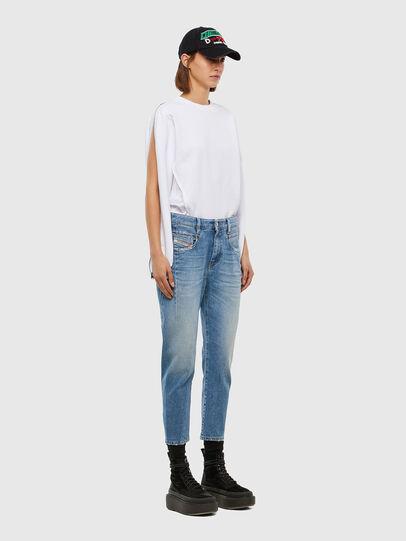Diesel - Fayza 009EU, Bleu Clair - Jeans - Image 6