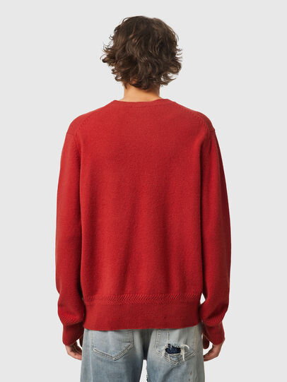 Diesel - K-BOSTON, Red - Sweaters - Image 2