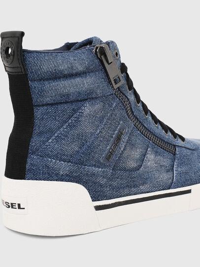 Diesel - S-DVELOWS, Bleu - Baskets - Image 4