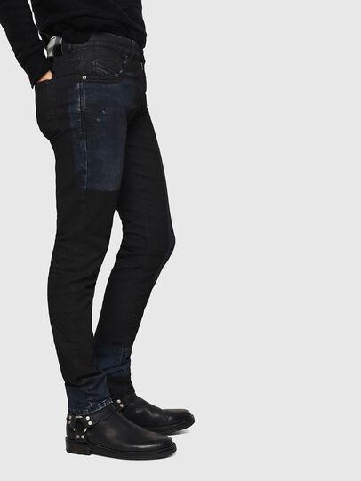 Diesel - TYPE-2813FS-NE, Bleu Foncé - Jeans - Image 5