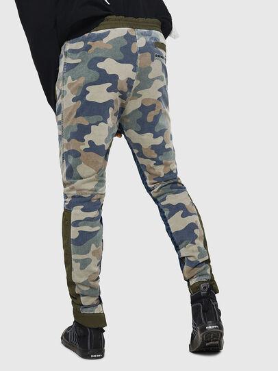 Diesel - D-Eeley JoggJeans 0GAUU, Vert Camouflage - Jeans - Image 2
