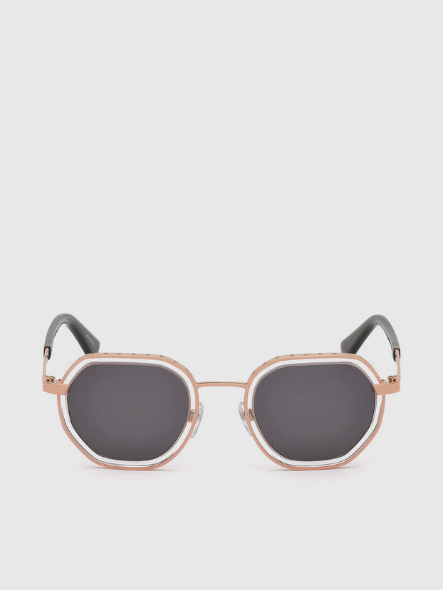 DL0267, Pink - Sunglasses