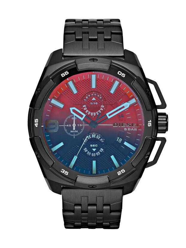DZ4395, Black - Timeframes