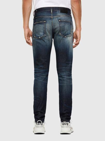 Diesel - D-Strukt 0092I, Bleu Foncé - Jeans - Image 2
