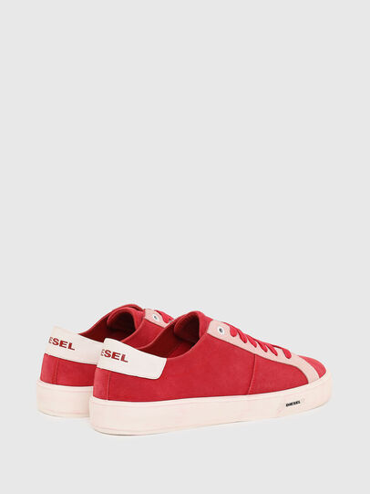 Diesel - S-MYDORI LC, Red - Sneakers - Image 3