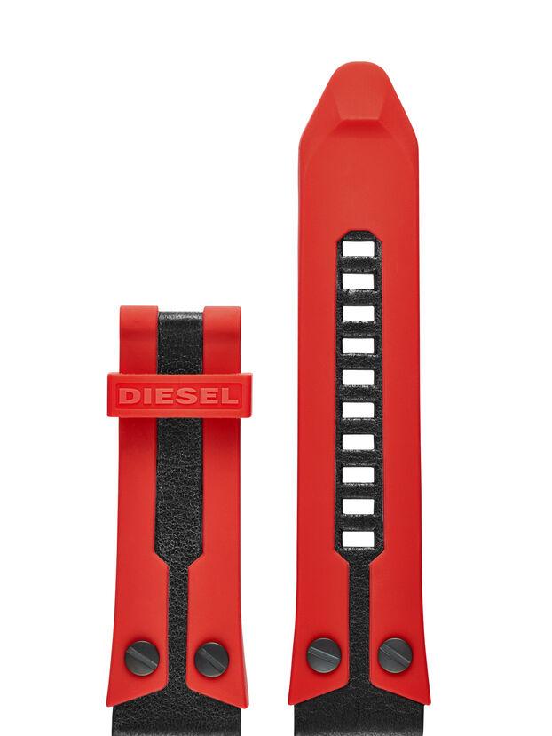 DZT0007, Rouge - Accessoires Smartwatches