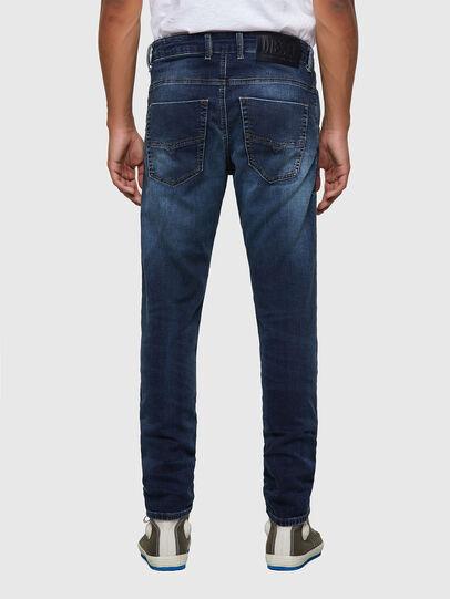Diesel - Krooley JoggJeans® 069YF, Bleu Foncé - Jeans - Image 2