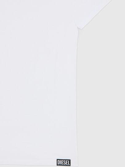 Diesel - UMTEE-RANDAL, Blanc - Haut - Image 3