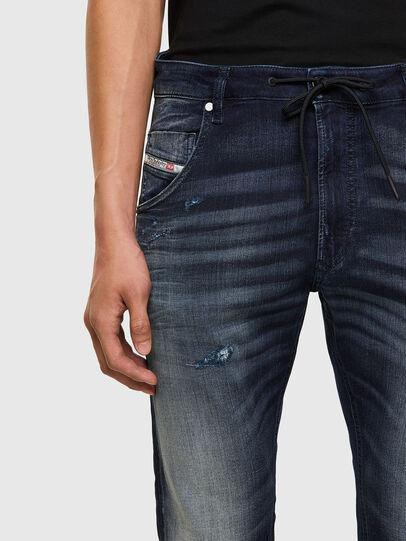 Diesel - Krooley JoggJeans 069QD, Bleu Foncé - Jeans - Image 3