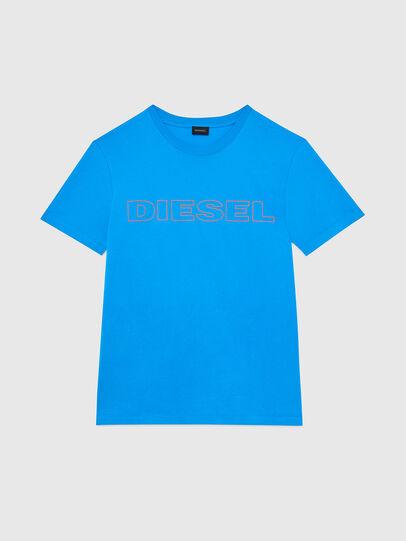 Diesel - UMLT-JAKE, Azur - T-Shirts - Image 1