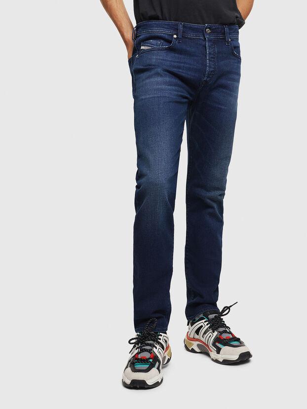 Buster C870F, Bleu Foncé - Jeans