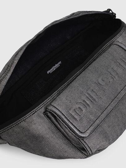 Diesel - TRIBELT, Gray/Black - Belt bags - Image 6