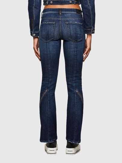 Diesel - D-Ebbey 009SC, Bleu Foncé - Jeans - Image 2