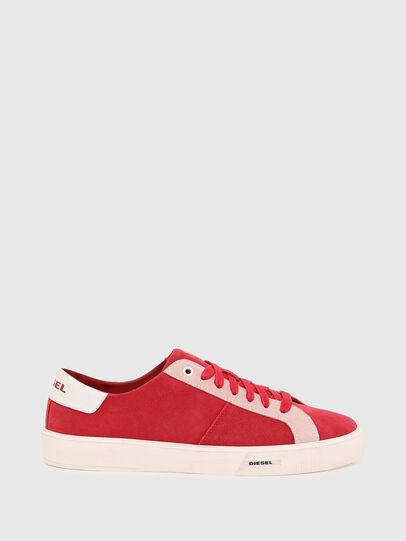 Diesel - S-MYDORI LC, Red - Sneakers - Image 1