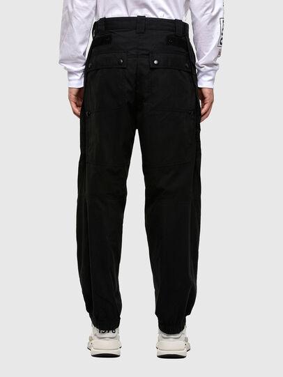 Diesel - P-JARROD, Noir - Pantalons - Image 2