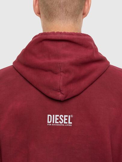 Diesel - S-UMMEREL-N73, Marron - Pull Cotton - Image 5