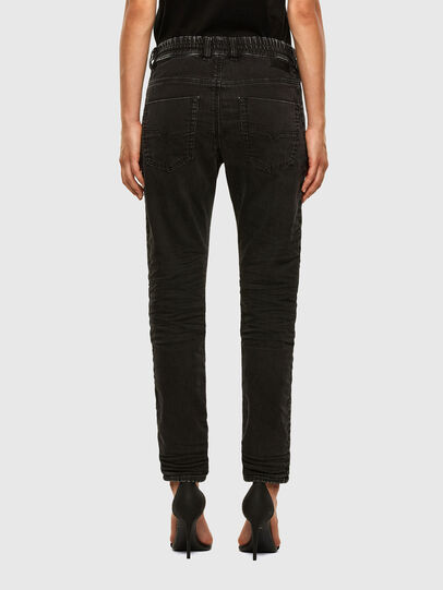 Diesel - Krailey JoggJeans 009FY, Noir/Gris foncé - Jeans - Image 2
