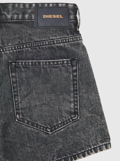 Diesel - D-ISI-SHORT, Noir - Shorts - Image 4